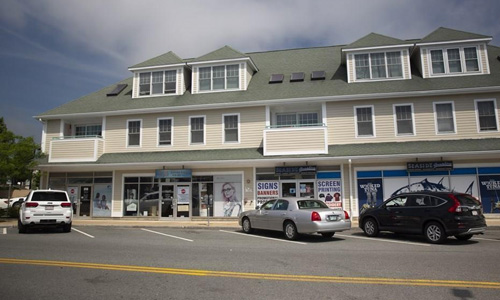 Two bedroom condo for sale in Gloucester MA - exterior of building shown