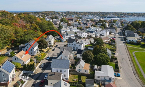 Two family home for sale in Gloucester MA
