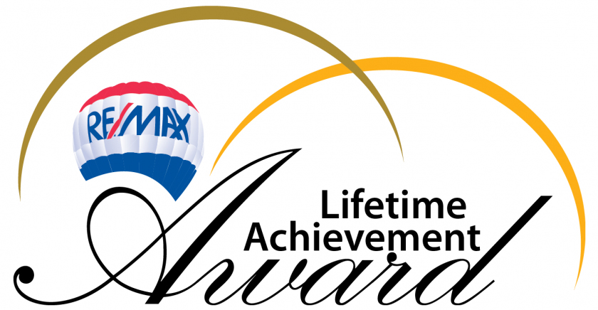 RE/MAX Lifetime Achievement logo