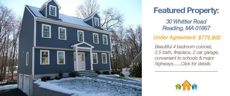 30 Whittier Road, Reading, MA